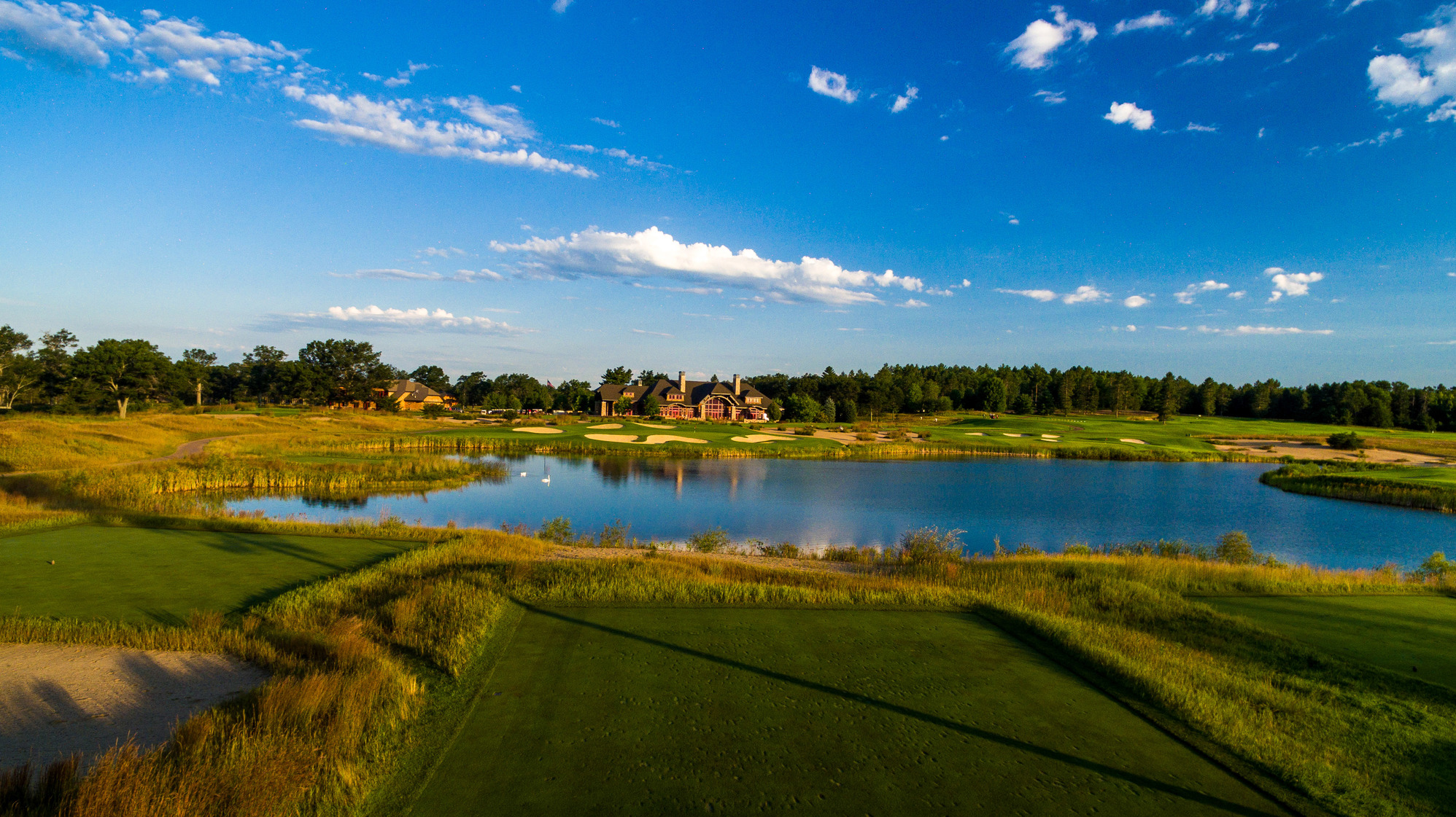 Forest Dunes clubhouse