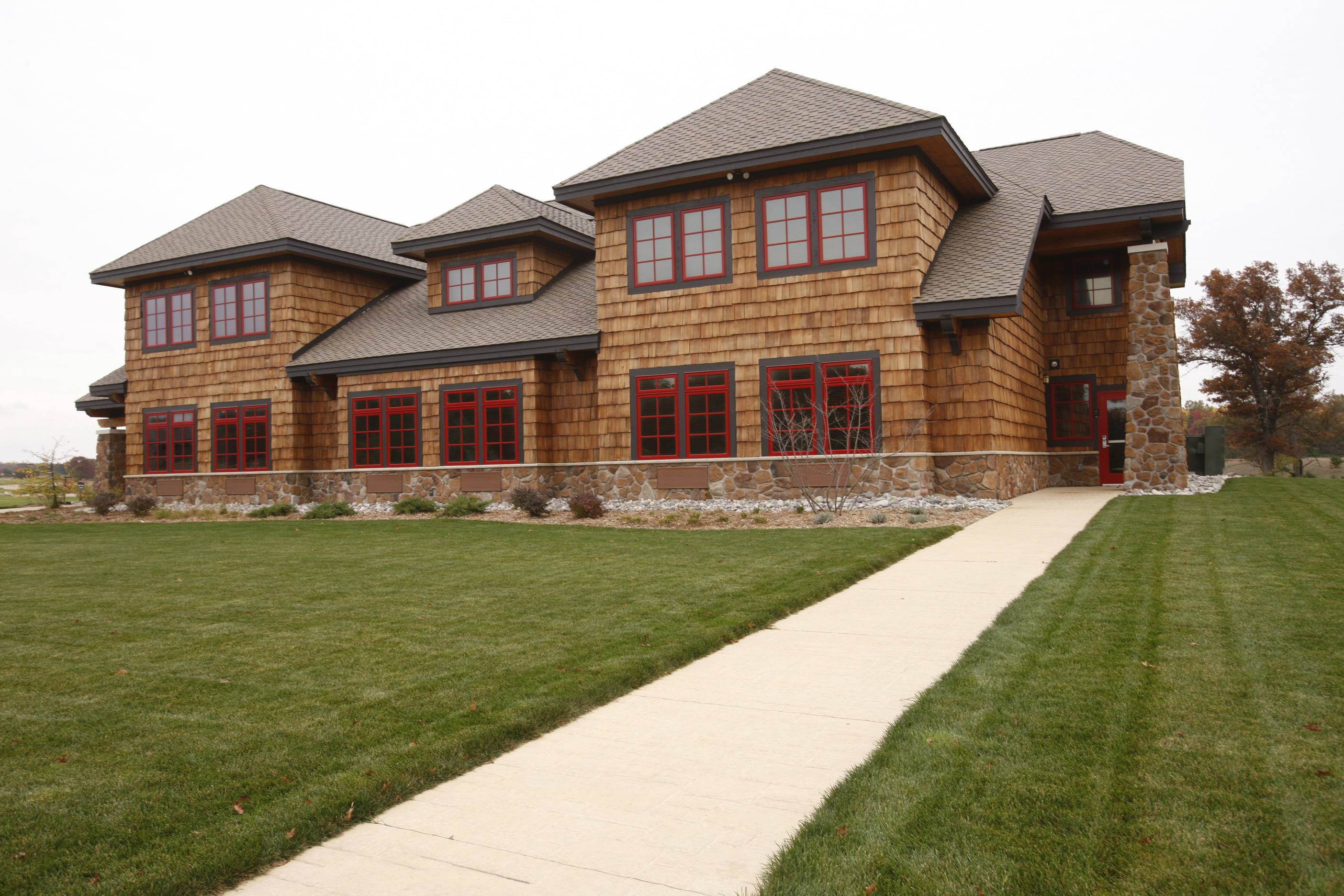Forest Dunes lodge