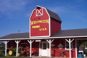 Wellington Farm, USA