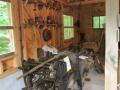 Broom handle equipment