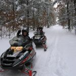 Snowmobile Trail Conditions February 2017
