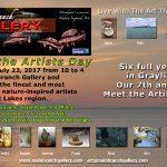 Meet the Artists Day