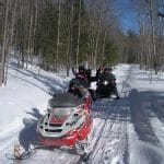 Snowmobile Trail update 1/13