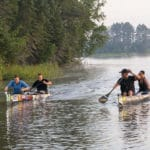 AuSable River Canoe Marathon Entries
