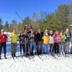 XC Ski conditions March 26 2013