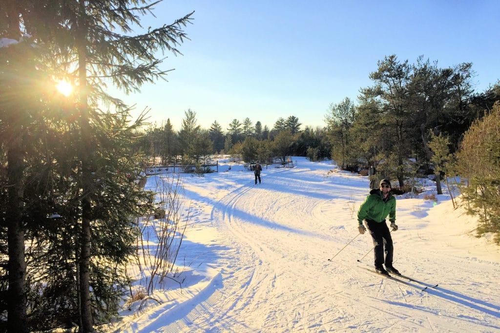 XC Ski Conditions 3/6/19