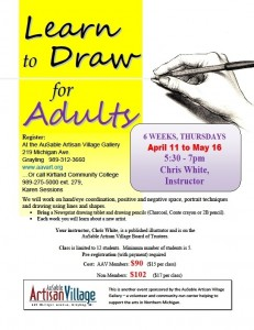 Learn to Draw for Adults