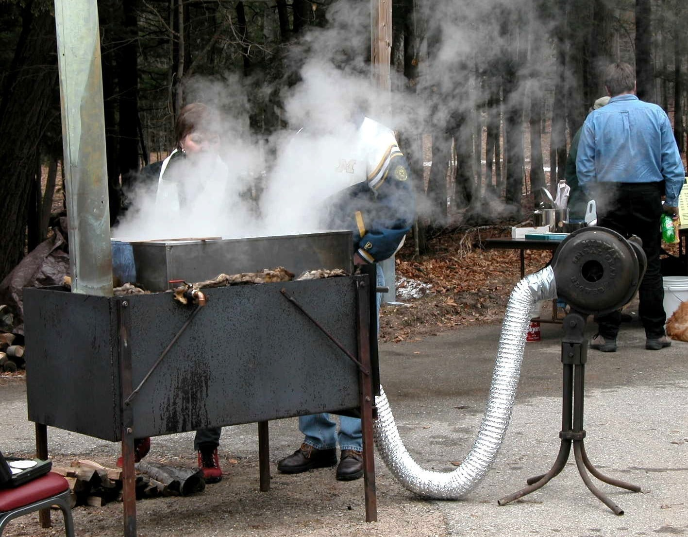 Maple Syrup Day Grayling Visitor S Bureau