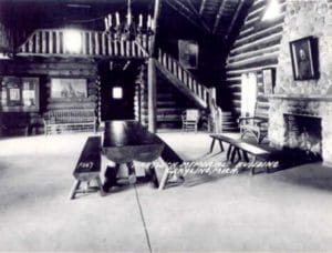 Hartwick Pines Memorial Building reopens for summer tours