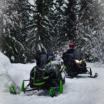 Snowmobile Trails 2/11/19