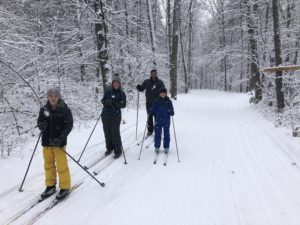 XC Skiing Program