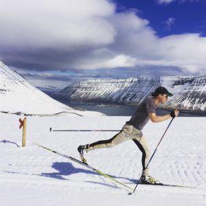 XC Ski Conditions 1/15