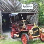Antique Cars and Gospel Music at Wellington Farm