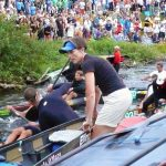 AuSable River Canoe Marathon update