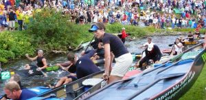 Annual AuSable River Canoe Marathon 2019