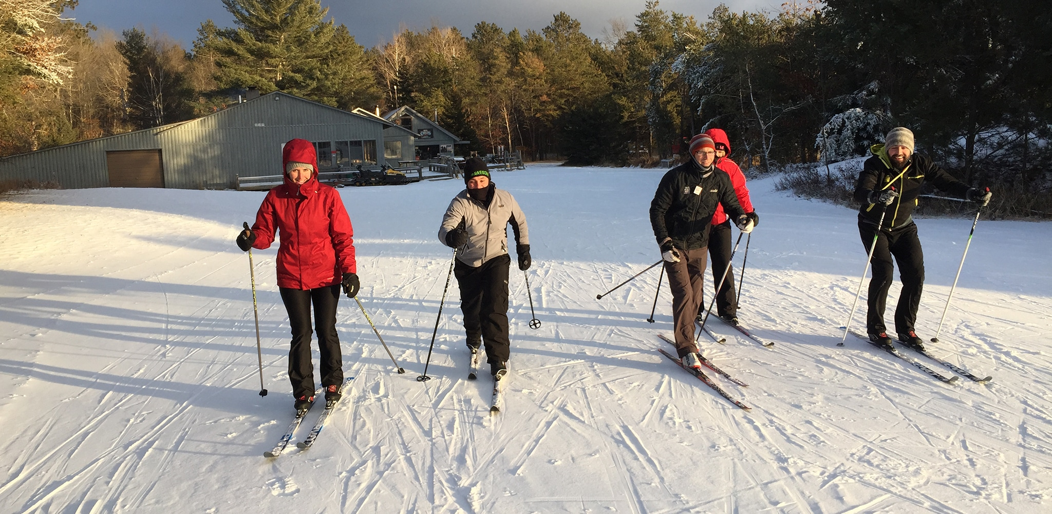 XC Ski Conditions 1/4 - Grayling MI