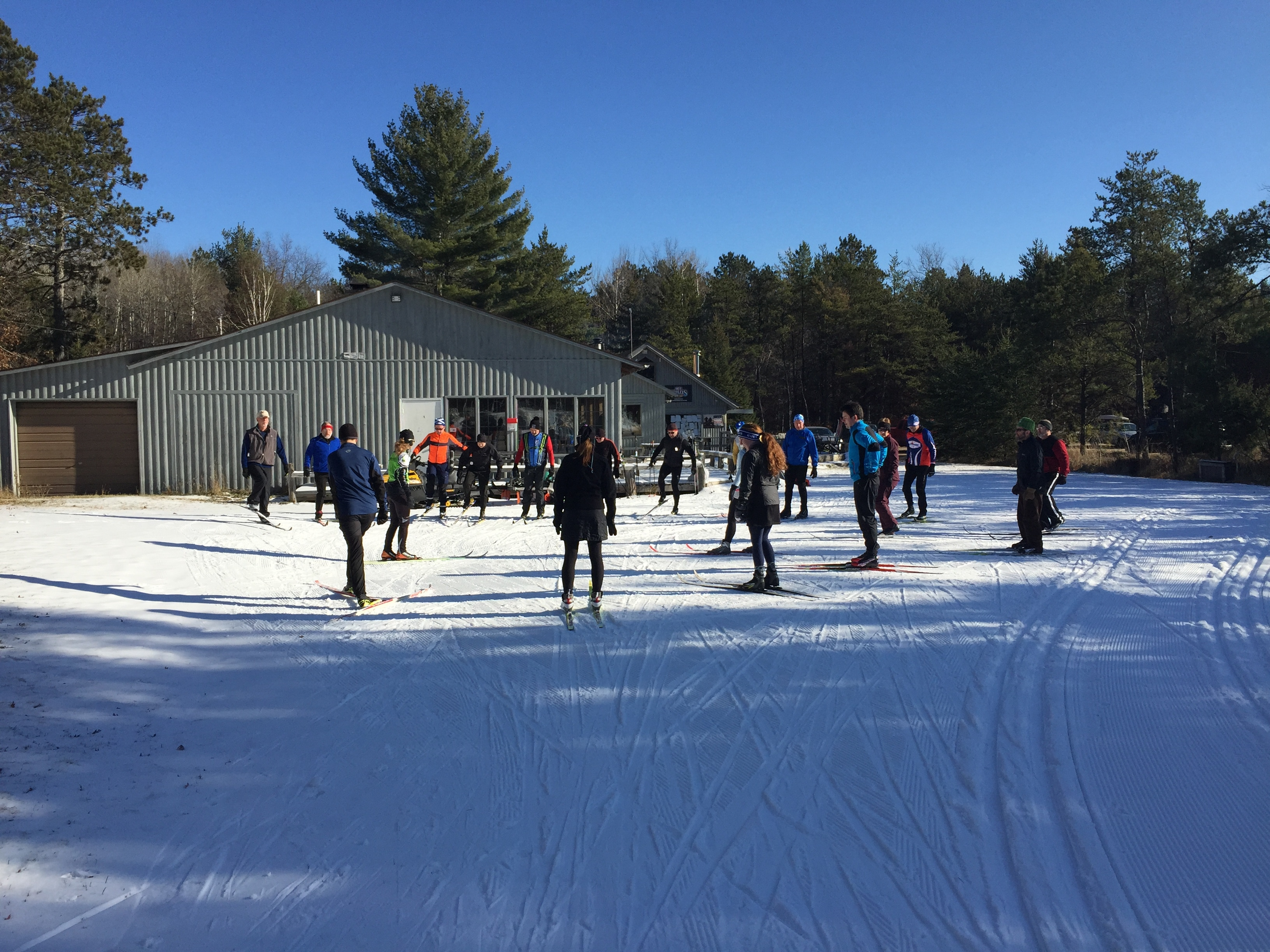 Michigan Cup Relays at Cross Country Ski Headquarters
