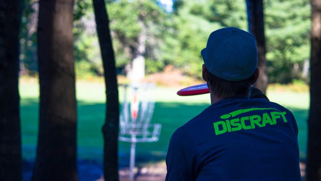 Disc Golf Course in Grayling MI