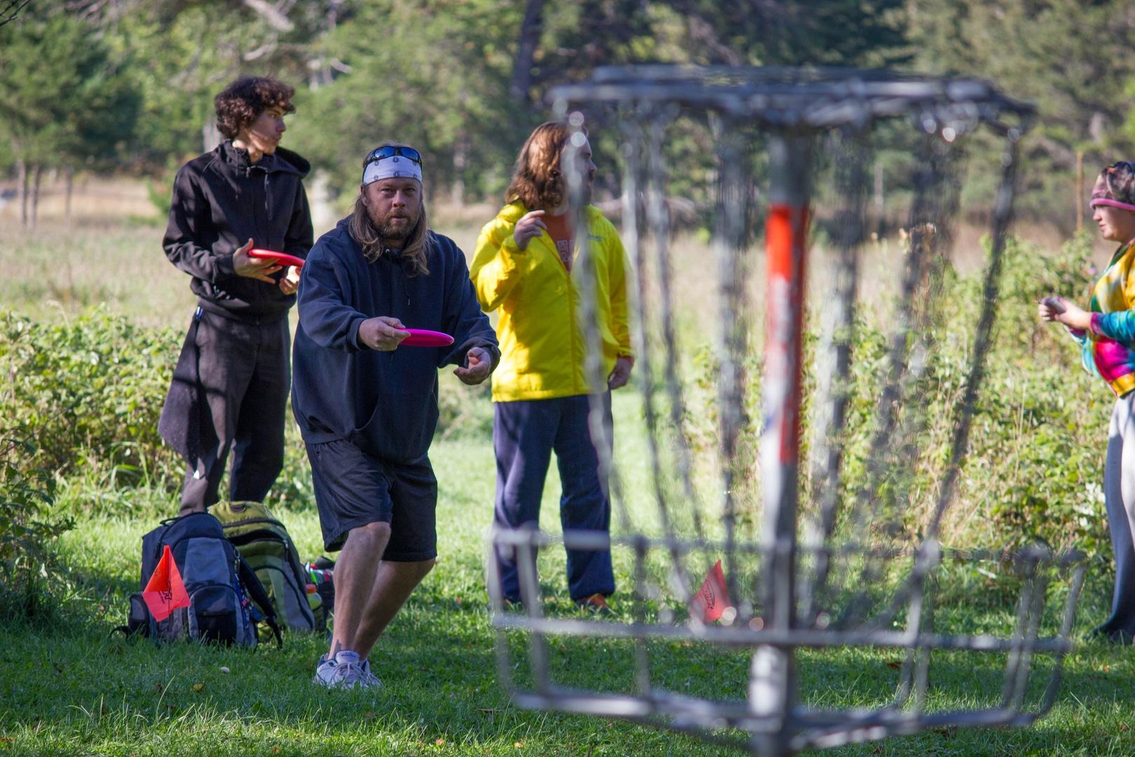 Rotary Fall Flinger Fundraiser Disc Golf Tournament