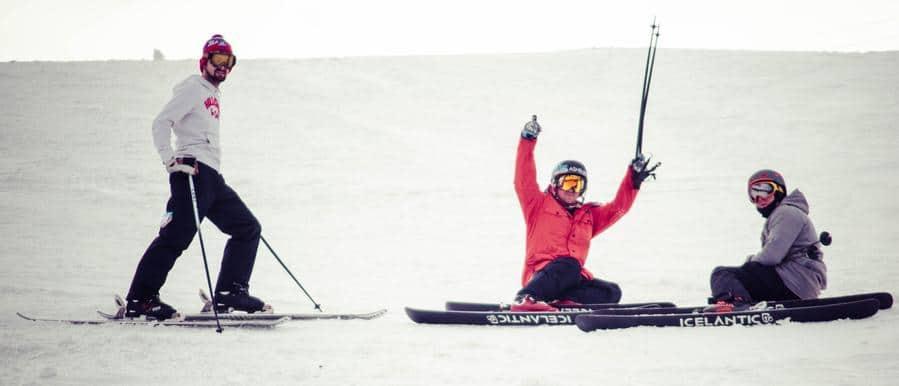 Downhill Skiing in Grayling MI