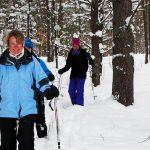 XC Ski Conditions 2/1