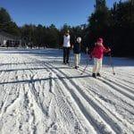 XC Ski Conditions 1/30/17
