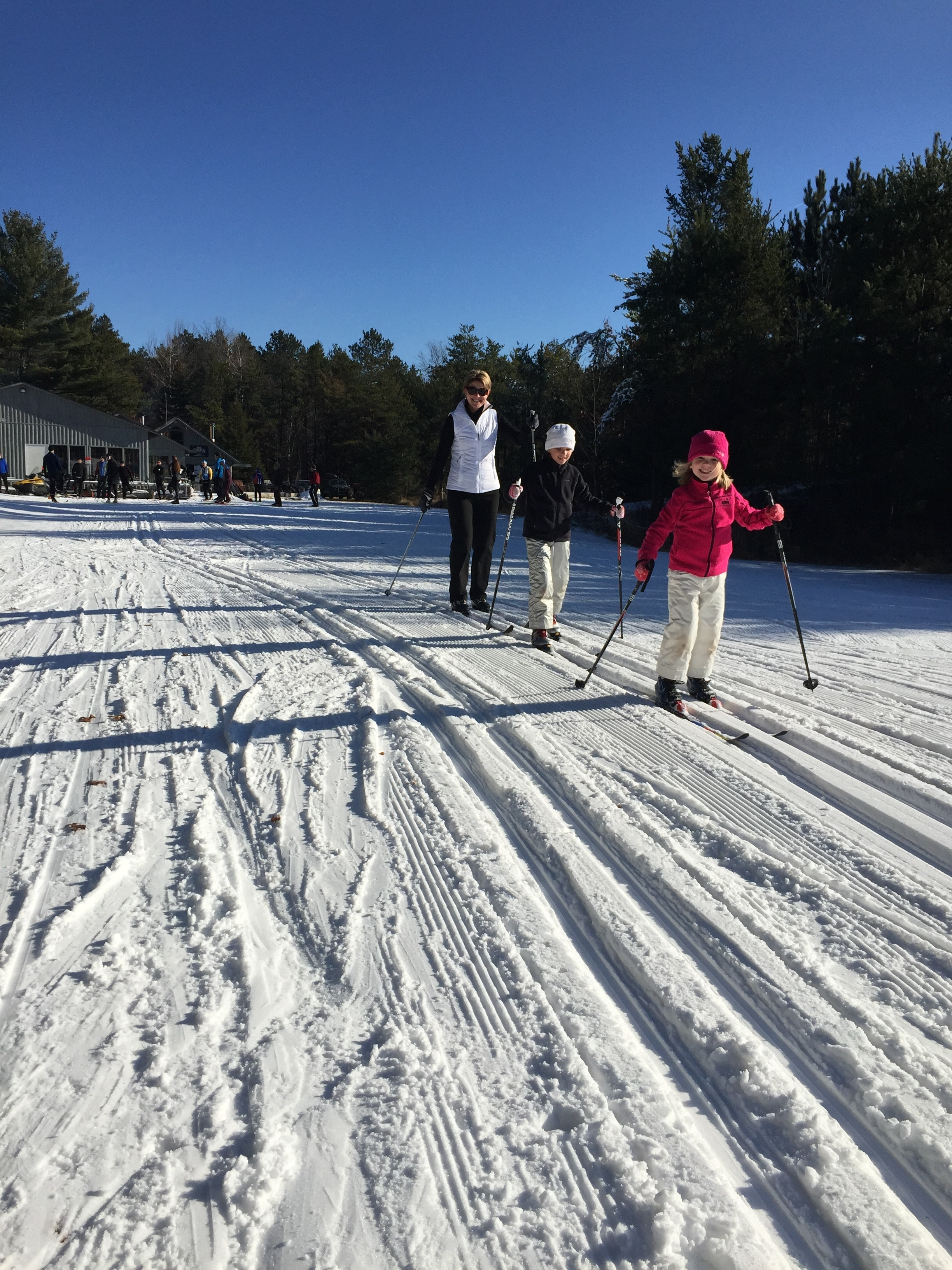 XC Ski Conditions 1/30