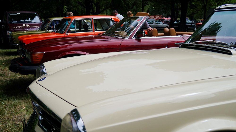 Old U.S. 27 Car Tour