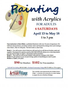 Painting for Adults