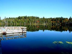 Bright Lake