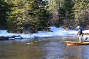 Winter Fishing w/Gates
