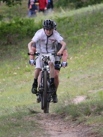Hanson Hills Challenge Mountain Bike Race - June 2013