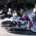 Kids love motorcycles!
