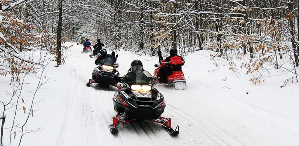 Snowmobile Conditions 3/6/19