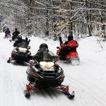 Snowmobile Trail Conditions 2/7/18