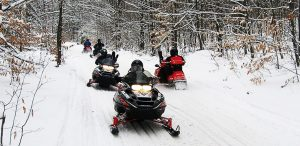 March Snowmobile Assoc.newsletter