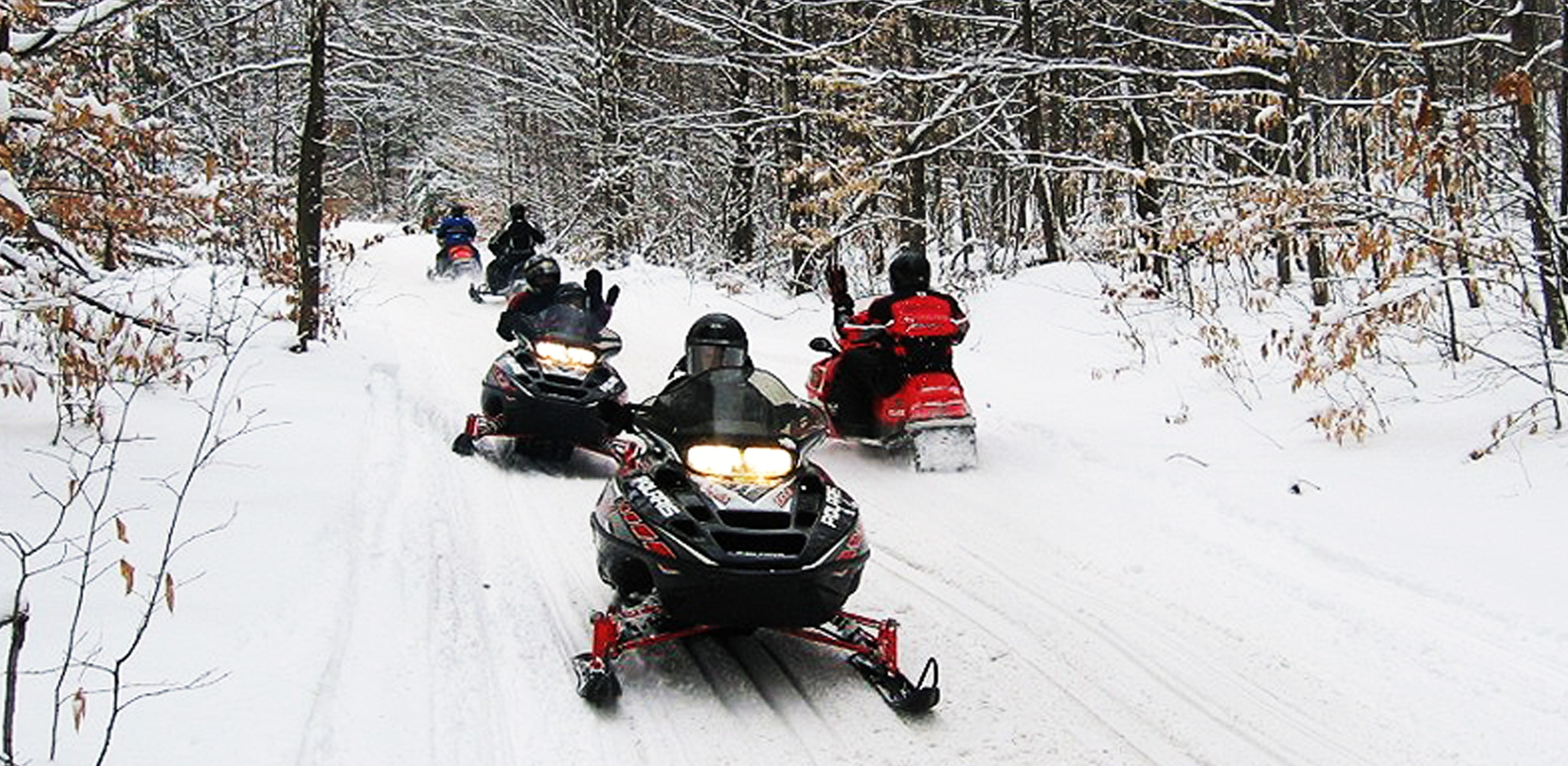 Snowmobile Trail Conditions 1/12.