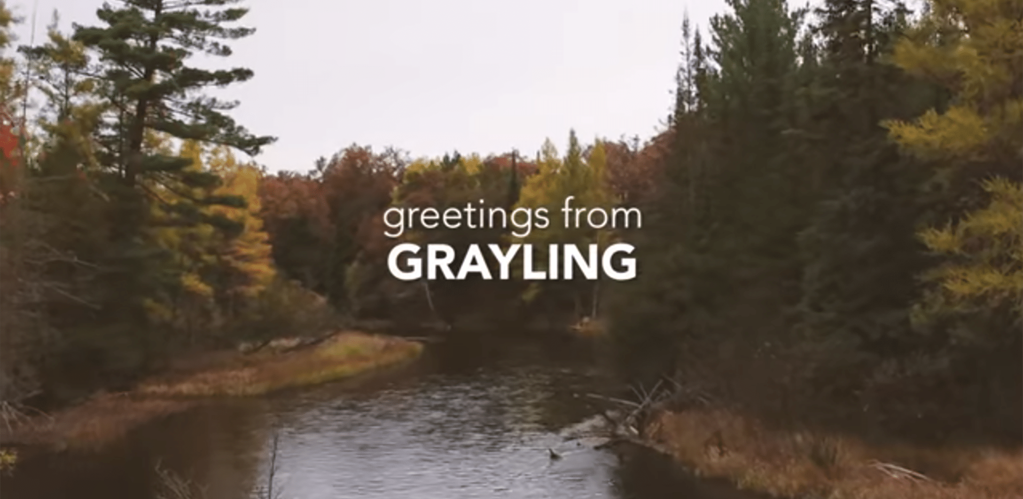 Grayling, Michigan: Year-Round Outdoor Fun
